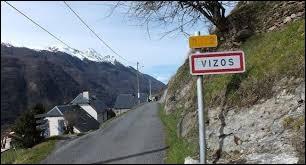 Nous terminons notre balade en Occitanie, à l'entrée de Vizos. Petit village de 36 habitants, dans l'arrondissement d'Argelès-Gazost, il se trouve dans le département ...