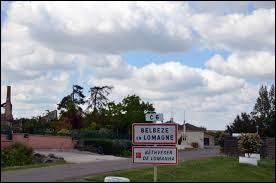 Nous commençons la semaine dans le Tarn-et-Garonne, à Belbèze-en-Lomagne. Anciennement dénommé Belbèze, elle se situe en région ...