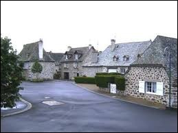 Commune Aveyronnaise, Lacroix-Barrey se trouve dans l'ancienne région ...
