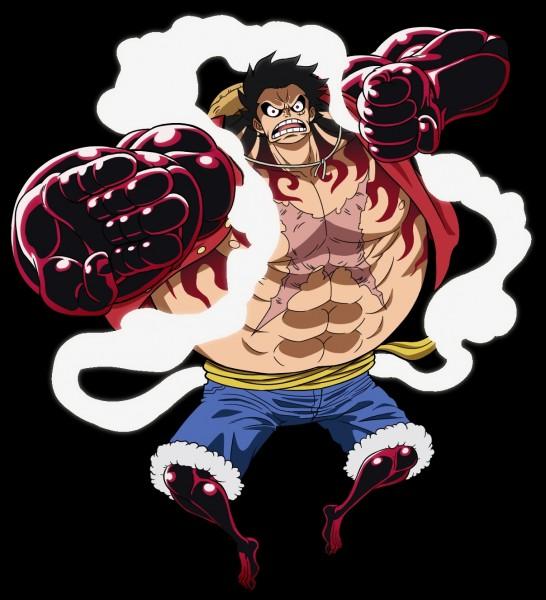 Et Luffy vient