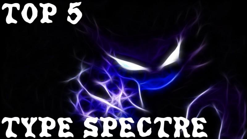 Quel type est inefficace contre le type spectre ?