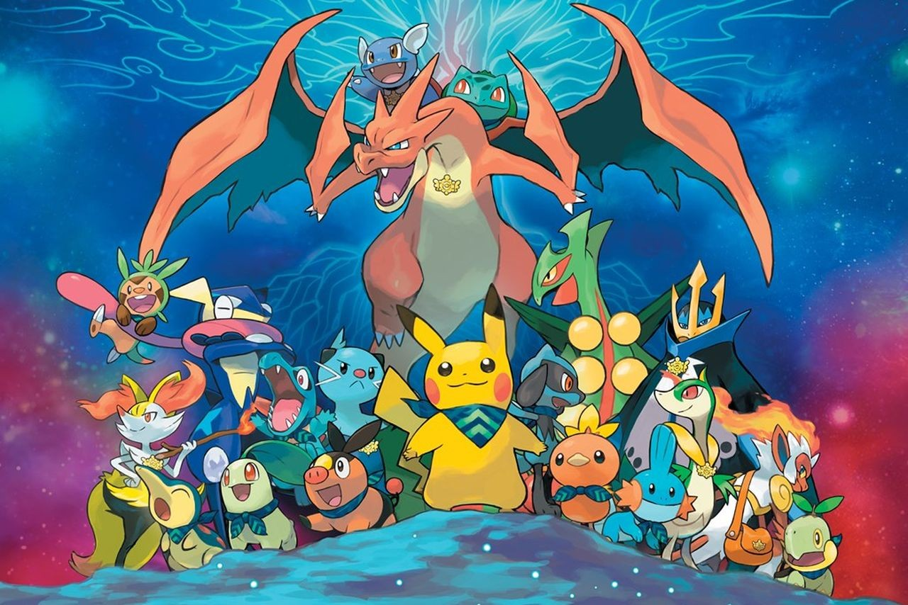Es-tu un pro des Pokémon ?