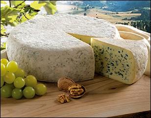 Voici un fromage persillé de la région de l'Isère !