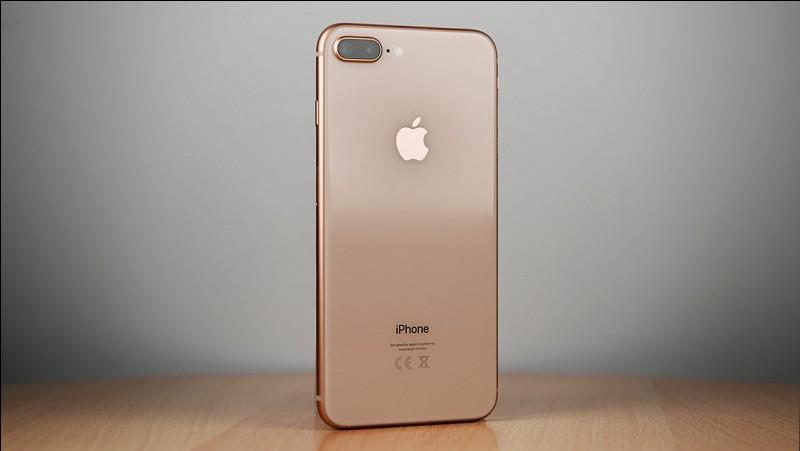 Quel est cet Iphone ?