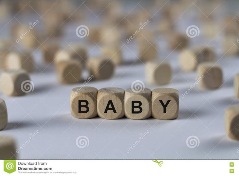 Si tu étais un bébé, quelle forme choisirais-tu ?