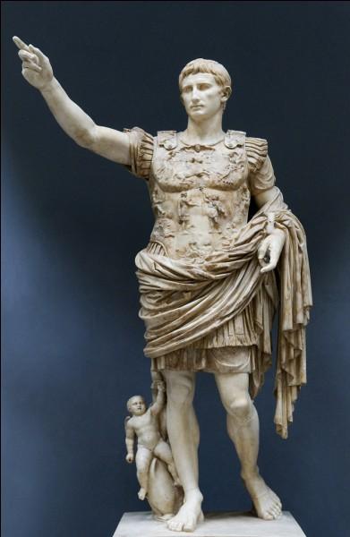 """En 27 avant J.C., le sénat confère le titre """"Auguste"""" à Octave qui devient ainsi le seul détenteur du pouvoir. À quel régime ce dernier met-il ainsi fin ?"""