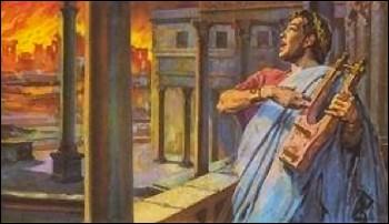 Grand incendie de Rome en 64, assassinats commandités, persécution des chrétiens... Sous quel empereur se sont déroulés de tels évènements ?