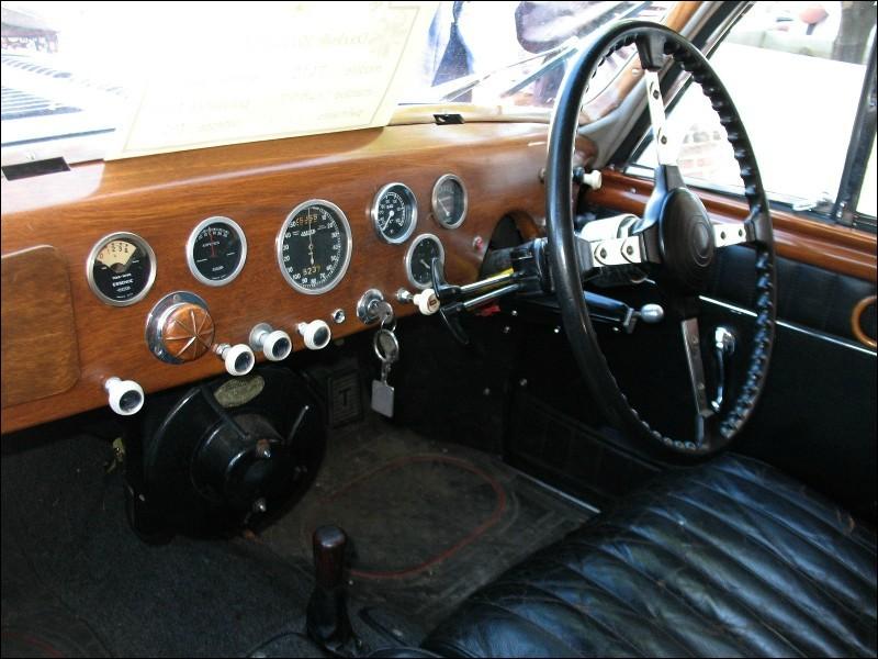 C'est celui d'une Talbot Lago ...