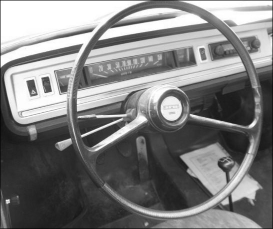 C'est celui d'une Simca ...