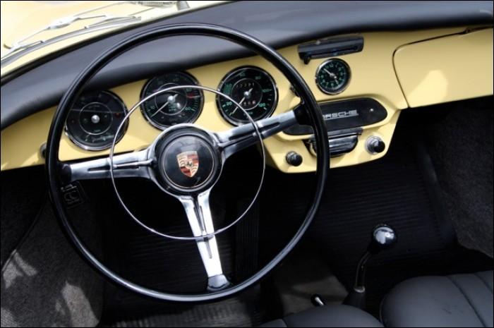 C'est celui d'une Porsche ...