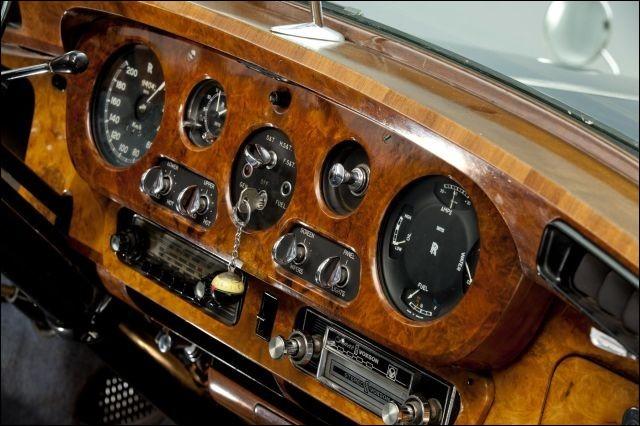 C'est celui d'une Rolls Royce ...