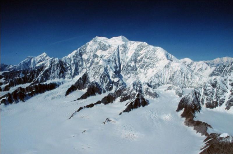 Le mont Logan est l'un des plus hauts sommets d'Amérique du nord. Où se trouve-t-il ?