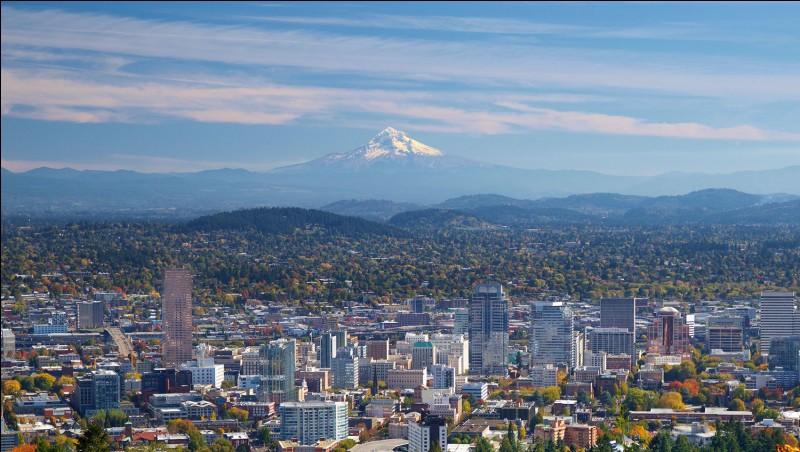 Où se trouve la ville de Portland ?