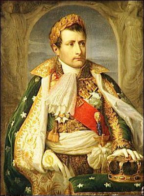 Napoléon a été couronné roi de...