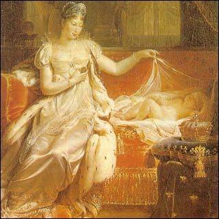Comment s'appelle la deuxième femme de Napoléon ?