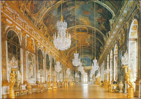 Quel roi a fait construire le château de Versailles ?