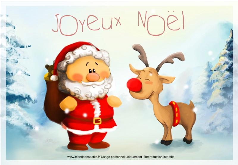 """Comment s'appelle la femme ayant chanté """"Joyeux Noël"""" ?"""