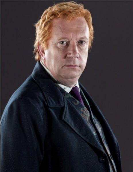 Dans le tome 5, qui attaque M. Weasley dans le «rêve» de Harry ?