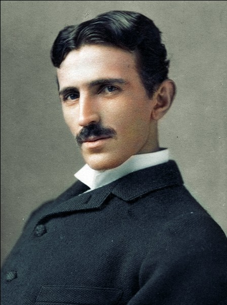 Nikola Tesla est un inventeur, ingénieur, ayant notamment travaillé dans le domaine de l'électricité. Il est naturalisé américain en 1891 mais quelle est sa nationalité d'origine ?