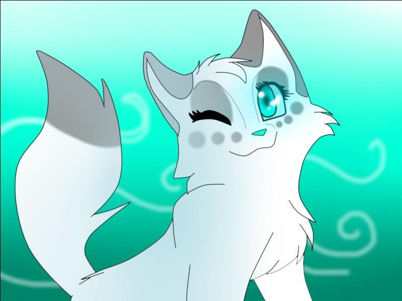 Dans le Clan des Étoiles, qui promet de s'occuper du chaton perdu d'Étoile Bleue ?
