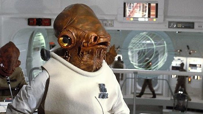 Star Wars Spécial Amiral ACKBAR