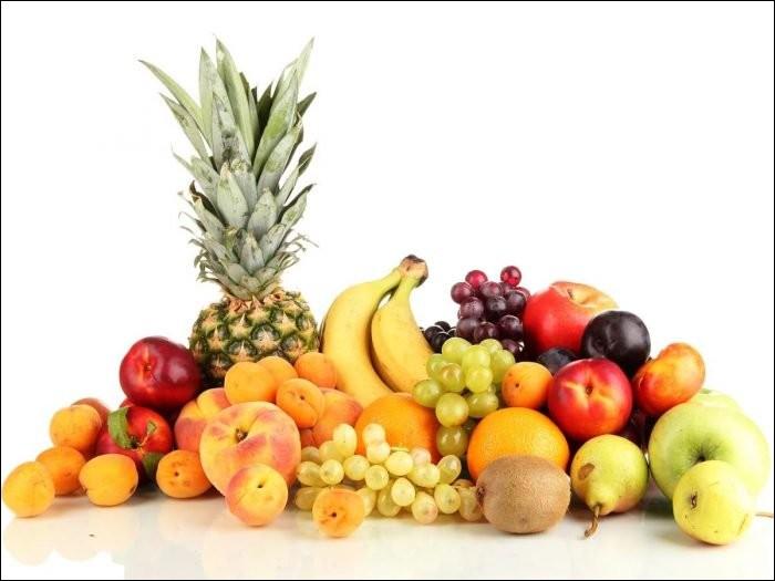 Ton fruit préféré est...