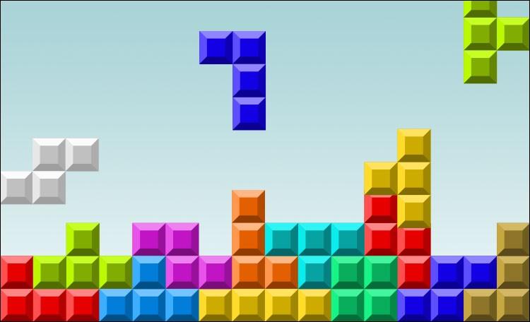 """T - Le jeu vidéo """"Tetris"""" est originaire de France."""