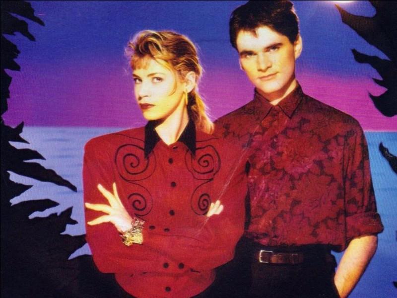 """N - Le groupe français """"Niagara"""" connaît le succès dans les années 1980 et au début des années 1990."""