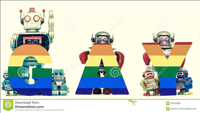 Lequel est homosexuel ?