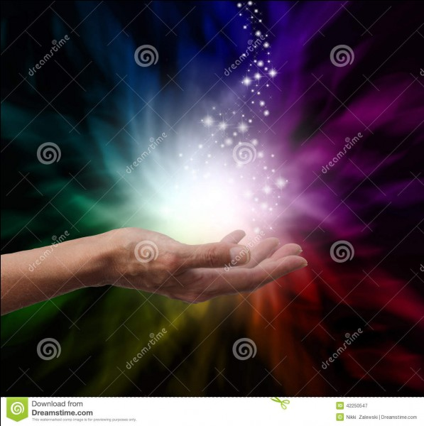 D'où vient ton énergie magique ?