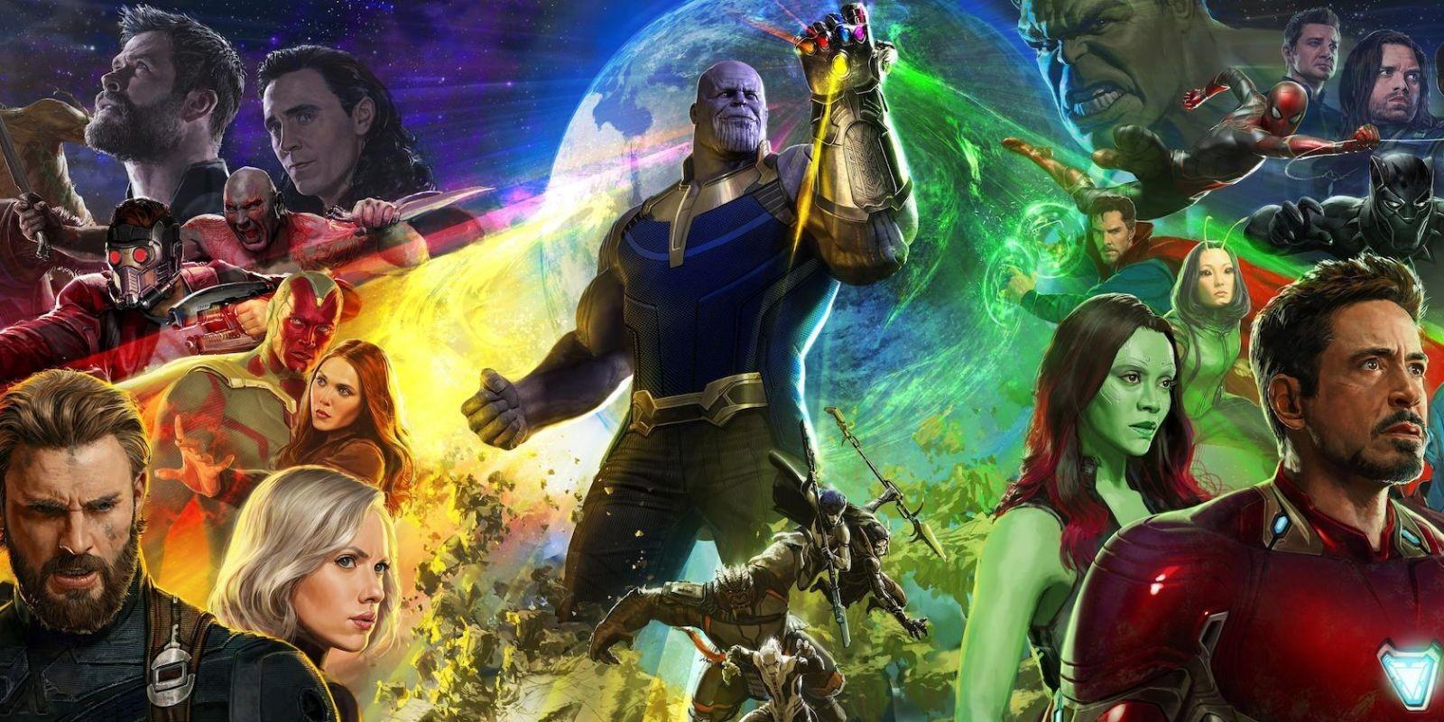 Quel personnage du film « Avengers : Infinity War » es-tu ?