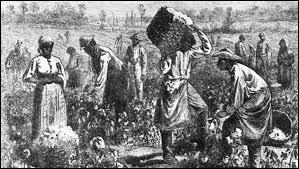 Quel océan était au cœur des échanges d'esclaves ?