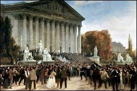 Quelle est la date de la proclamation pour la Troisième République ?
