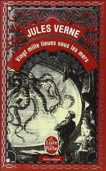"""Dans le roman de Jules Verne, """"Vingt mille lieues sous les mers"""", quel est le nom du domestique de Pierre Aronnax ?"""