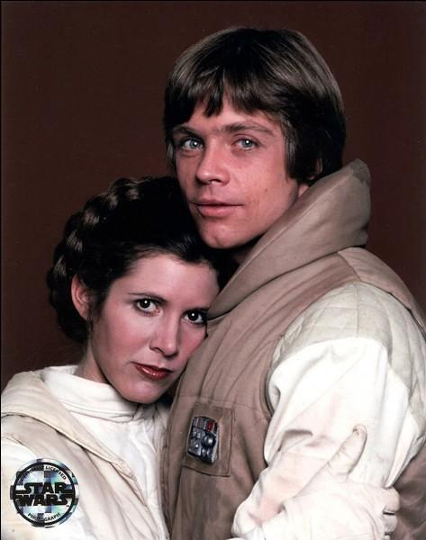 Luke et Leia sont frères et sœurs (facile pour commencer) :