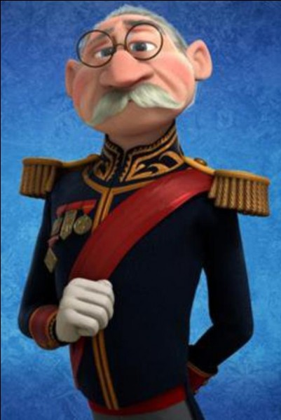 Dans quel Disney apparaît le Duc de Weselton ?