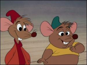"""Qui sont les souris dans """"Cendrillon"""" ?"""