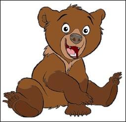 Qui est cet ourson ?