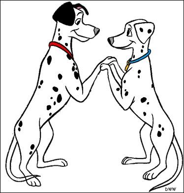 Qui sont ces deux chiens ?
