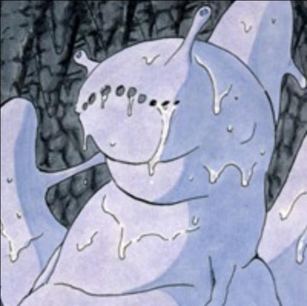 Combien de queues le démon Rokubi a-t-il ? (L'image n'est pas entière)