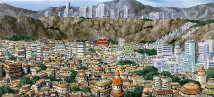 Qui a trouvé le nom du village de ''Konoha'' ?