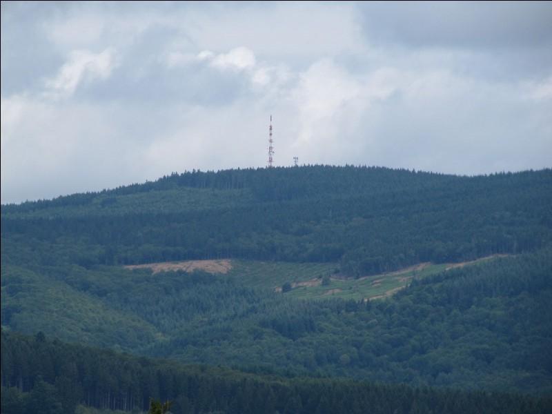 Dans quelle région administrative se trouve le massif du Morvan ?
