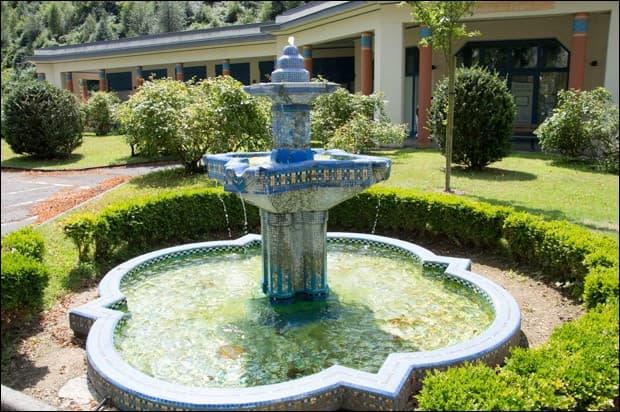Quel était l'effet de la fontaine de Bagnoles-de-l'Orne, dans l'Orne ?