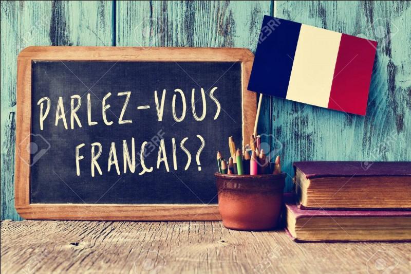 Quelle langue préférez-vous ?