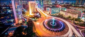 """De quel pays la ville de """"Jakarta"""" est-elle la capitale ?"""