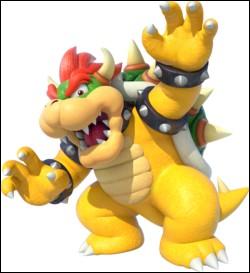 Comment s'appelle l'ennemi de Mario dans ''Super Mario Bros.'' ?