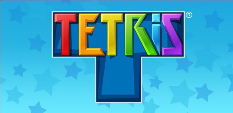 Quel est le but du jeu dans ''Tetris'' ?