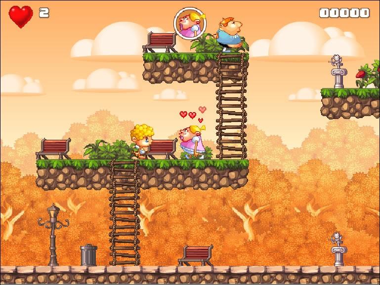 Qui est Angelico dans le jeu éponyme ?