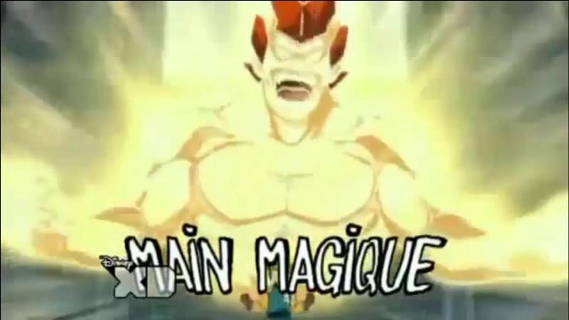 Dernière question ! quelle est la technique de mark Evans la plus puissante tous jeux compris et dessin animé compris