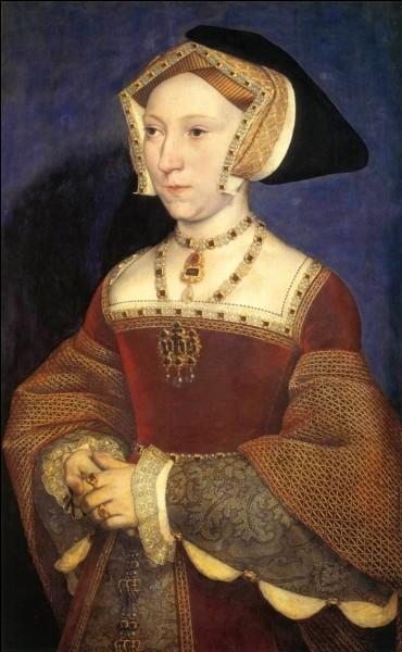 Qui était l'époux de Jeanne Seymour ?